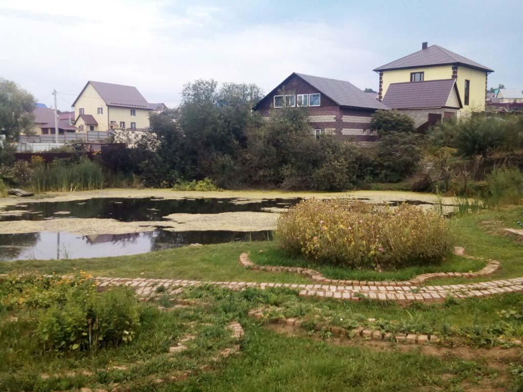 Поселок Зинино Уфа