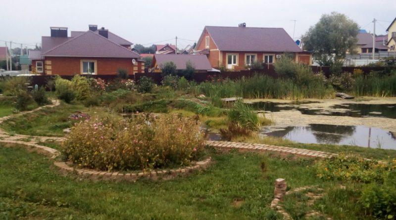 Поселок европейский нагаево