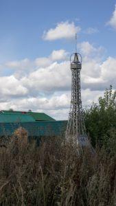 Эйфелева башня в Нагаево