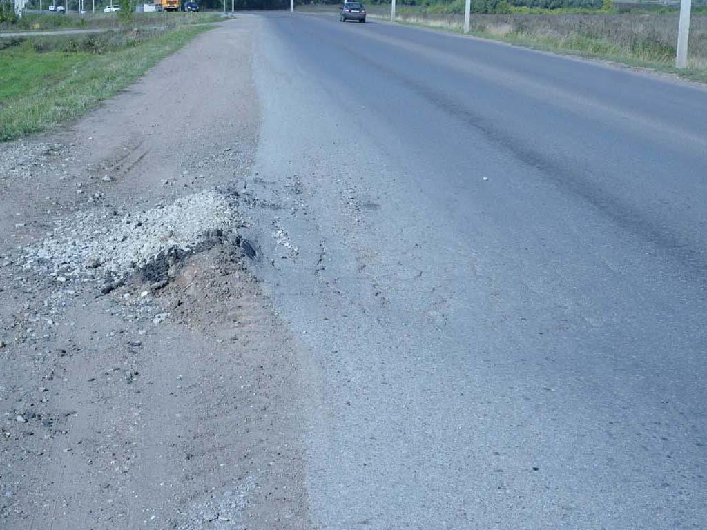 Дороги в Нагаево