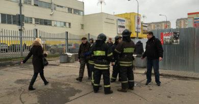 Эвакуация в Уфе и Стерлитамаке