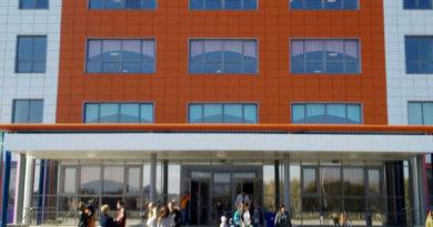 День открытых дверей в новой школе 147 Нагаево