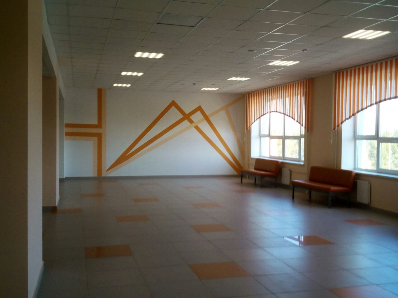 Картинки холла школы