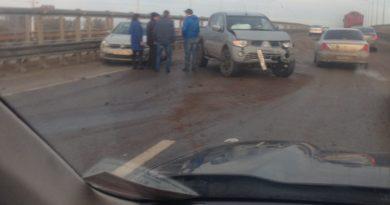 Авария по пути из Нагаево