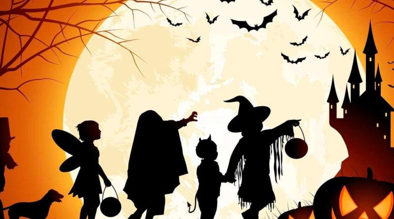 Halloween в Нагаево