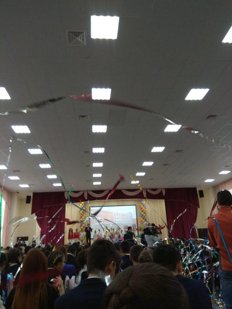 Новый корпус Нагаевской школы официально открыт