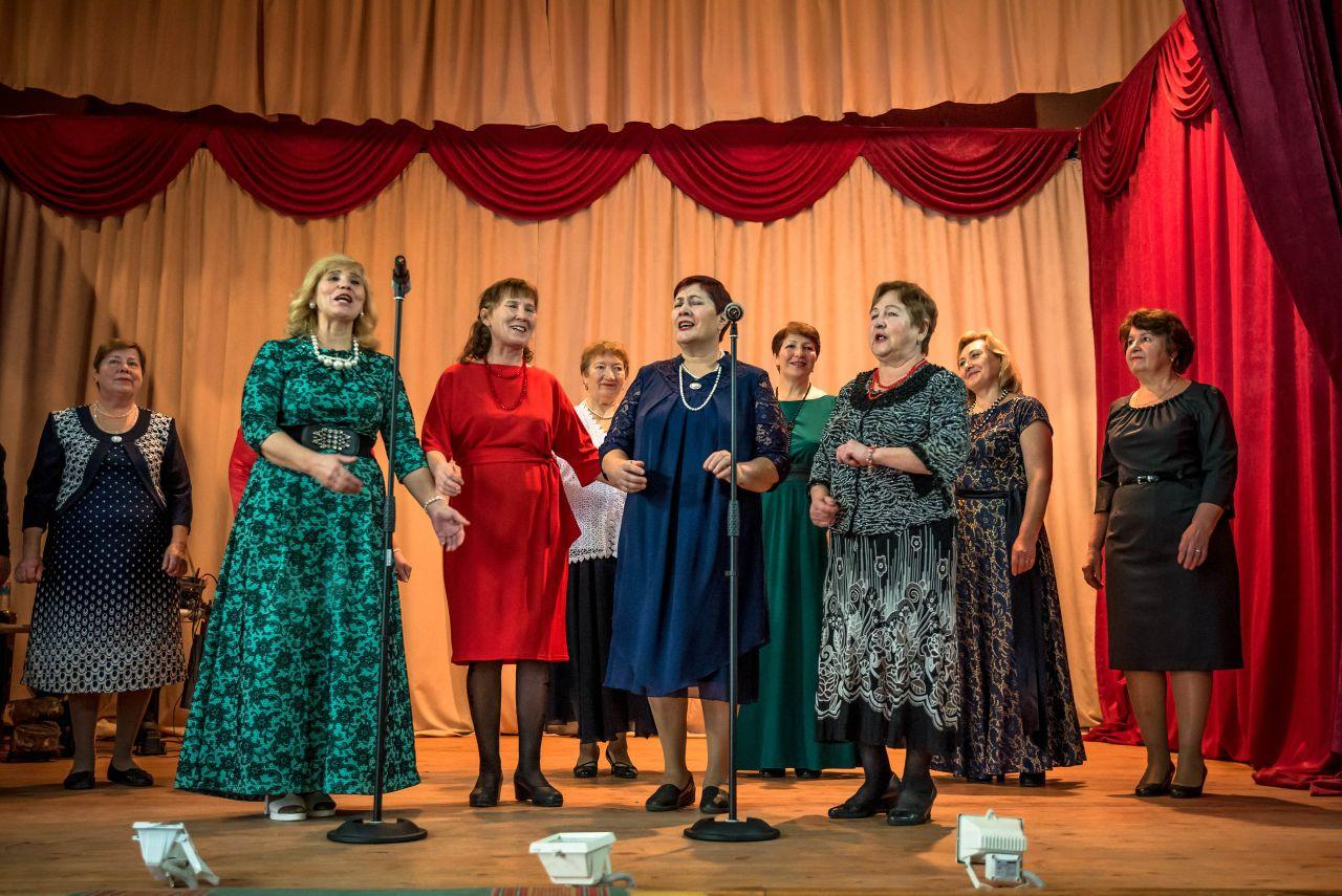 Концерт в Нагаевском доме культуры