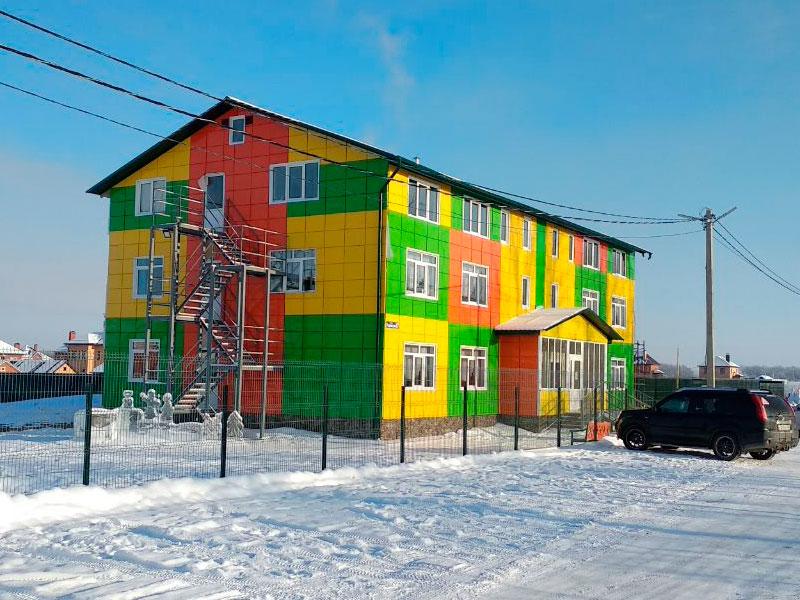 Детский сад Буратино в Нагаево