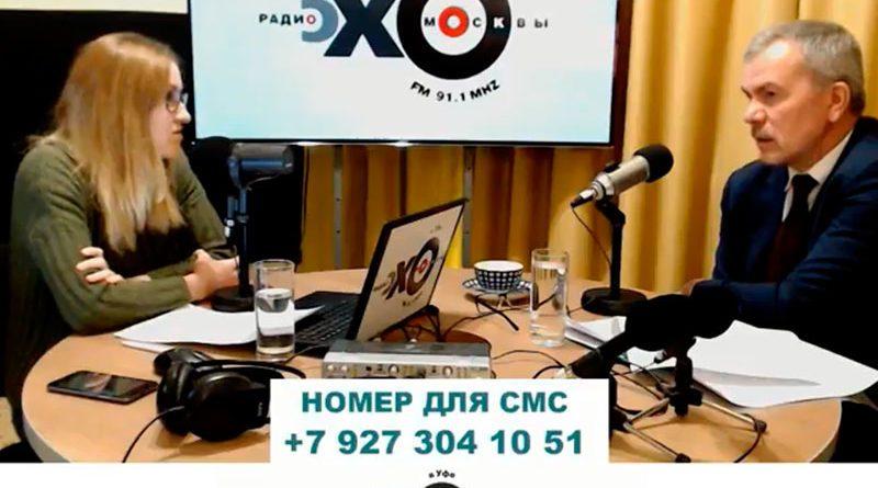 Интервью с Салаватом Хусаиновым