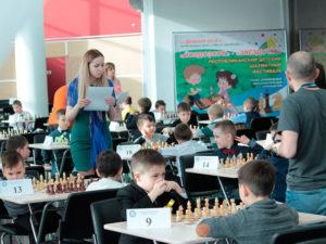 В Уфе состоялся детский шахматный фестиваль