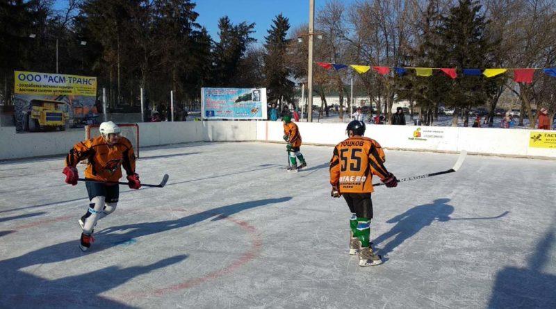 Хоккейный турнир Нагаево