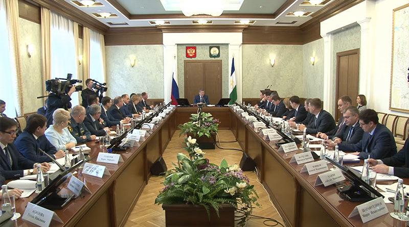 Оперативное совещание правительства РБ 17.12.2018