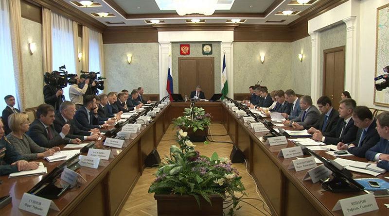 Оперативное совещание правительства РБ