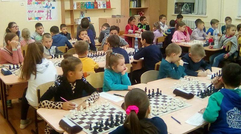 Открытый командный Кубок г. Уфы по шахматам