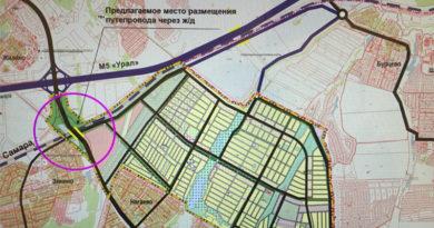 Проект путепровода в Зинино