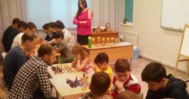 Шахматная семья - 2019