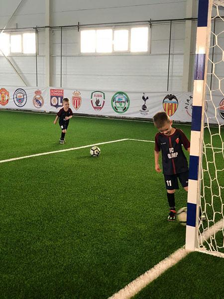 Футбольный клуб Башкирия в Нагаево