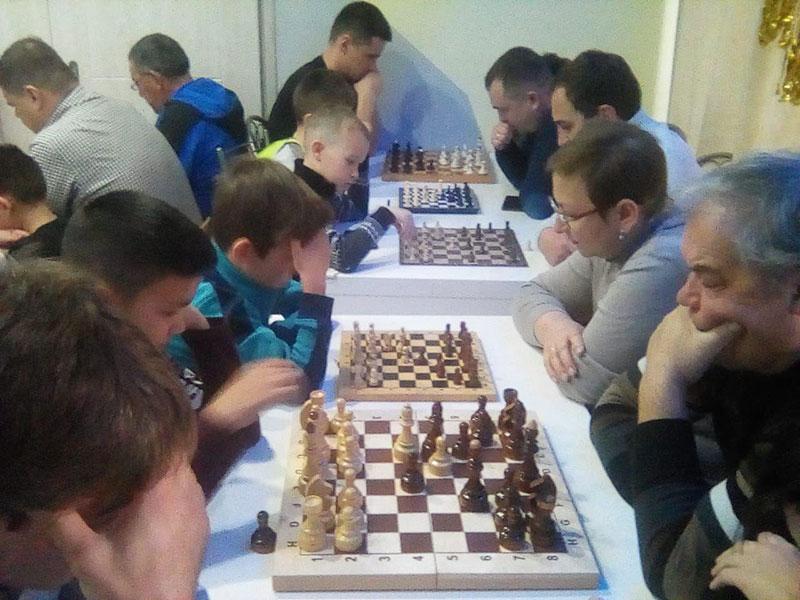 Шахматная семья 2019 Нагаево