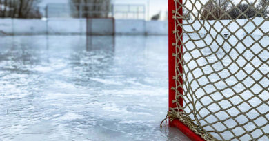 Хоккейный сезон в Нагаево открыт